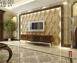 turkish cappuccino marble walling tiles 3d wall panel cnc wall panels 3d marble panel cultural stone marble for tv background cappucino beige marble cnc wall panels p 1b