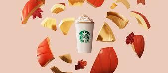 starbucks pumpkin e latte is back
