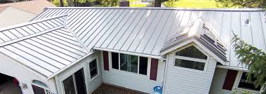 new metal roofs a standing seam roof in cleveland