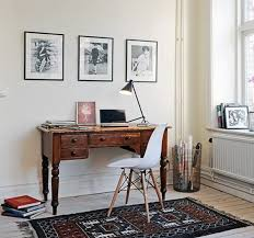 small home office decorating ideas. Unique Image Of White Small Home Office Room Ideas.jpg Bedroom With Creative Decorating Ideas D