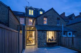 Kitchens In Victorian Houses Victorian Terrace Extension With Creative Update Ideas Victorian