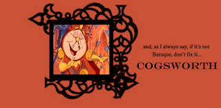 Beauty And The Beast Lumiere Quotes Best of Cogsworth The Narrator