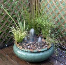 container water gardens small water