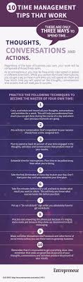 how to manage time 10 tips that work how to manage time 10 tips that work infographic