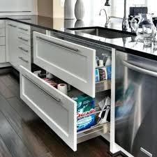 image result for drawer dishwasher under sink