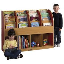 ecr4kids single sided book stand large