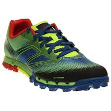 reebok mens running shoes. reebok all terrain super mens running shoe 8 solar yellow-green-blue shoes