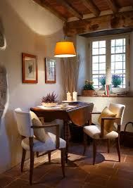 warm cozy dining area small rooms52 small
