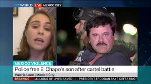 El Chapo's son released after cartel battle - YouTube