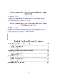 child development a cultural approach nd edition arnett test bank  child development a cultural approach 2nd edition arnett test bank twin sex