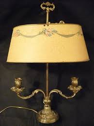 antique french lamps on ebay. bouillotte lamp bronze floral decoration panted 19th french antique   ebay lamps on ebay