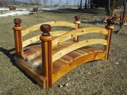 Japanese Style Garden Bridges Garden Bridges 4 52ft Long Elegant Wooden Landscape Garden Bridge