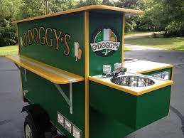 o doggies e z built hot dog cart