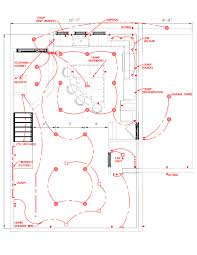 how to design lighting. Kitchen Lighting Layout Pot Lights How To Design T