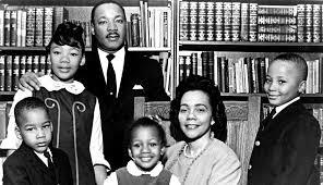 Myndaniðurstaða fyrir Martin Luther King Jr.