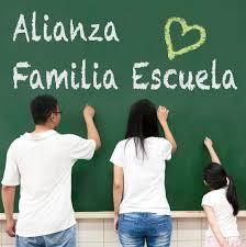 Resultado de imagen de escuela familia
