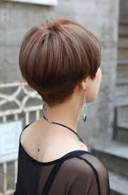 Wedge Hair Style Best 25 Short Wedge Haircut Ideas Short Hair Back 5388 by wearticles.com