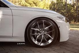 19 Inch Morr Wheels Vs55 On The Bmw F30 3er Series