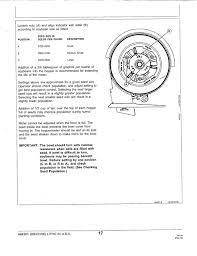 John Deere 7000 Planter Settings Chart Viewing A Thread Seed Chart For A Jd Bean Meter