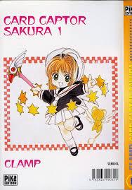 Card Captor Sakura scan tome 1 NihonScan