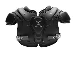 Xenith Xflexion Fly Youth Football Shoulder Pads