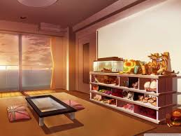 Scenery Wallpaper For Bedroom Bedroom House Anime Scenery Background Wallpaper Resources