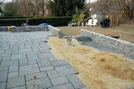 flagstone patio snes sne landscaping pavers designs costs edging ideas