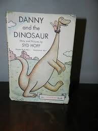 Danny And The Dinosaur Syd Hoff S Danny And The Dinosaur 1958 1st Printing In Original Dj