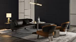 minotti italian furniture. View In Gallery Minotti Creed Sofa And Chairs Italian Furniture F