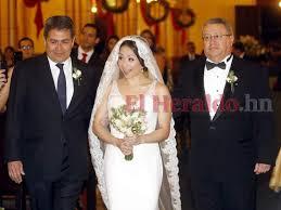 Hija de Juan Orlando Hernández se casa con David Rivera - Diario El Heraldo