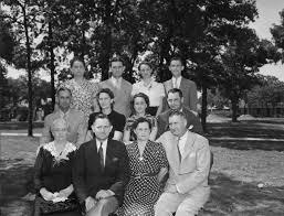 Morton Family Reunion | UTA Libraries Digital Gallery