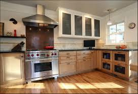 Open Kitchen Cabinets No Doors Backsplash Upper Best Ikea Small