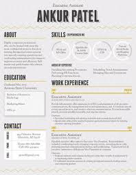 Resume Layout Simple Best Resume Examples Online Loft Resumes
