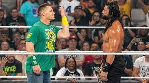 Roman Reigns vs. John Cena – Road to ...