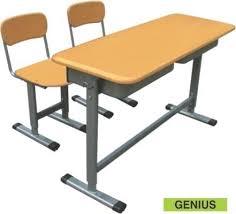 school desk. Beautiful Desk Trends Iron  Wooden Top School Desk Classroom Bench Double Seater  Adjustable To S