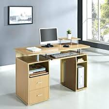 white walnut office furniture. O Sullivan Funiture Computer Desk With Hutch Table Home Office Furniture Black White Walnut Beech In N