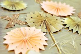 paper fans for wedding