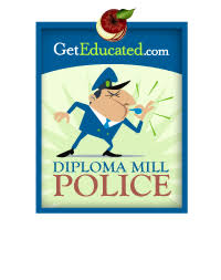degree mills fake college diploma geteducated top states for diploma mills and fake degrees in the us
