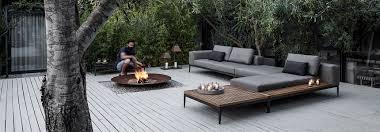 designer patio tables