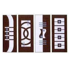 Decorative Door Designs Decorative Laminated Doors at Rs 100 sheets Lakadganj Nagpur 20