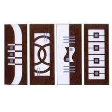 Decorative Door Designs Decorative Laminated Doors at Rs 100 sheets Lakadganj Nagpur 20