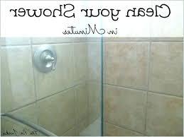 best to clean shower best to clean glass shower doors clean shower door tracks