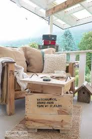 wood crate furniture diy. 29 Ways To Decorate With Wooden Crates Usefuldiyprojects.com Decor Ideas (21) Wood Crate Furniture Diy