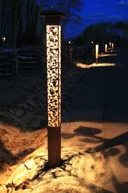 full size of landscape lighting solar bollard lights costco led bollard light fixtures bollard lights