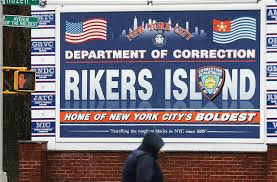 Image result for rikers island