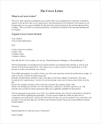 Cover Letter Introduction Paragraph Example Zonazoom Com