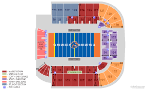 Albertsons Stadium Seating Chart Albertsons Stadium Boise Tickets Schedule Seating Chart Directions