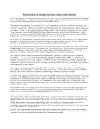 Letter Of Intent Quality Assurance Resume Pdf Download