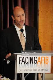National Stroke Association CEO Jim Baranski speaks at the Facing... News  Photo - Getty Images