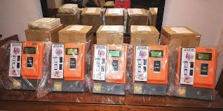 Wifi Vending Machine Price Simple PISO WIFI VENDING MACHINE Electronics Mobile Tablet Accessories